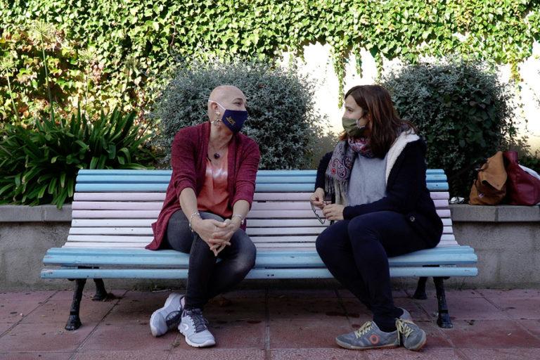 Isabel Arnaud: Som com tothom, no hi ha cap anormalitat