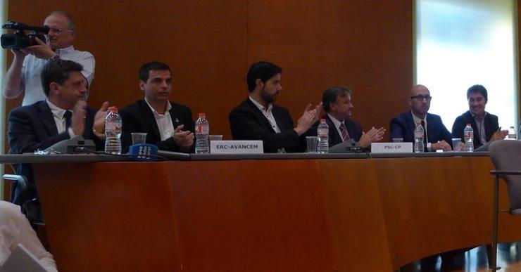 El PSC es nega a entrar al govern si hi ha Joan Bernat, d'ERC – Avancem
