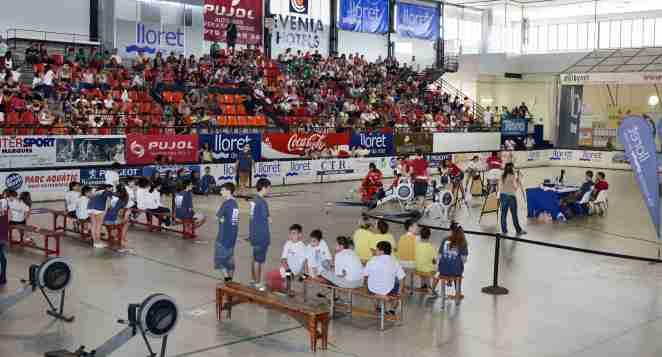 500 nens van remar al campionat de rem ergòmetre