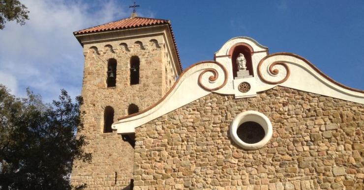 L'Associació Gerunda Amics dels camins de Sant Jaume organitza una caminada que acabarà a l'ermita de les Alegries
