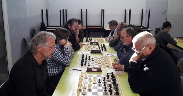 El Club d'Escacs Lloret podria proclamar-se campió de lliga aquest cap de setmana