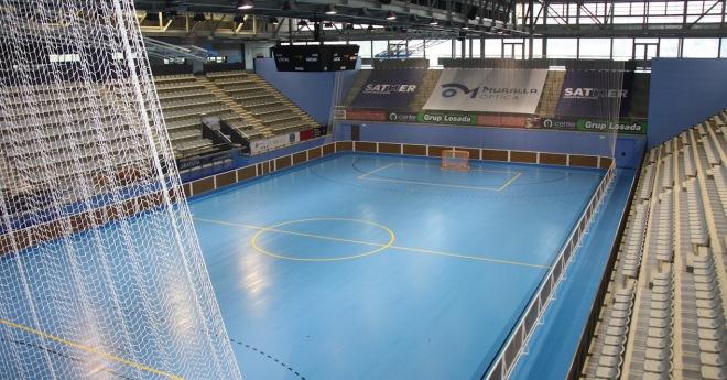 Lloret vol una condició preferent perquè els turistes utilitzin la Ciutat Esportiva de Blanes