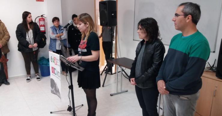 L'AMPA del Pere Torrent i la militant Ana Canto, guardonats amb el premi L'Espurna 2018