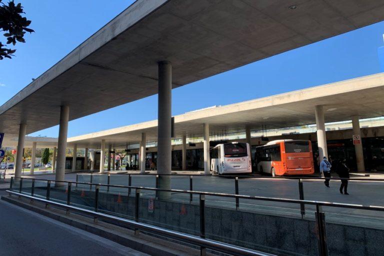 L'Ajuntament assumeix la gestió del pàrquing subterrani de l'estació d'autobusos de Lloret