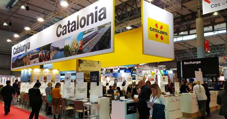 Lloret de Mar, un any més, participa a la fira IBTM de Barcelona, de turisme de congressos