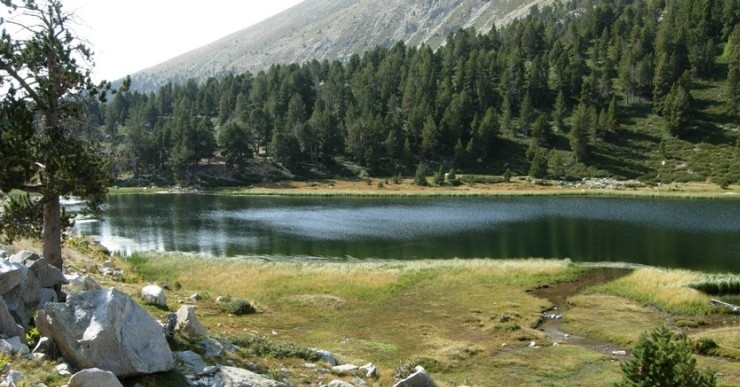 Lles és la propera parada del Centre Excursionista, que farà una ruta pels Estanys de la Pera
