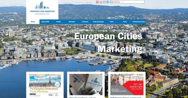 Lloret s'adhereix a la xarxa European Cities Marketing