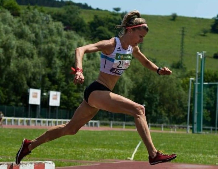 Eva Arias, 4a classificada als 3.000 metres obstacles de la Lliga Iberdrola