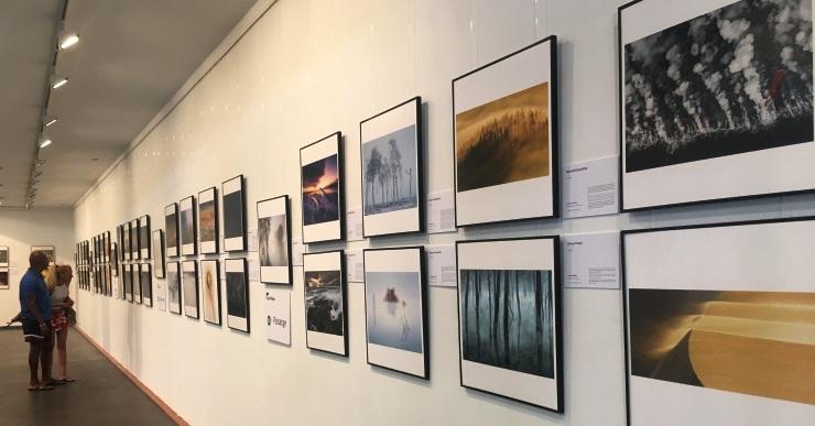 Les millors fotografies de MontPhoto 2019 estan exposades a la Casa de la Cultura