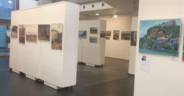 L'exposició 'Catalunya a través dels ulls dels pintors russos' es pot visitar fins aquest divendres