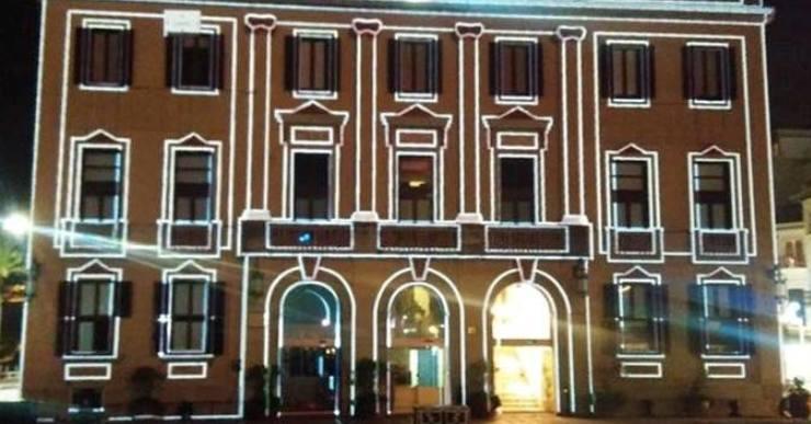 Lloret rebrà Ses Majestats els Reis d'Orient amb un 'mapping' a la façana de l'Ajuntament
