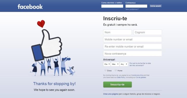 Un taller sobre l'ús del Facebook per a les PIMES de Lloret