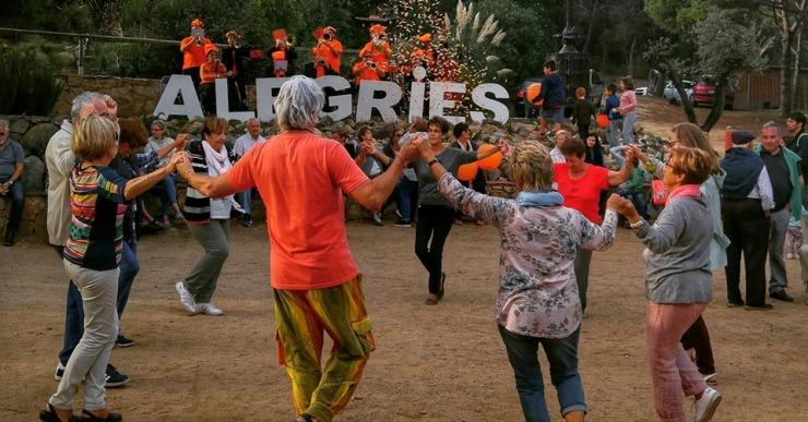 Aquest diumenge se celebra la Festa Major de les Alegries amb una desena d'activitats
