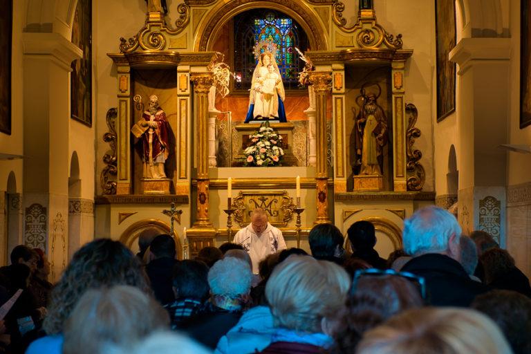 El veïnat de les Alegries farà la missa del Traginer sense festa