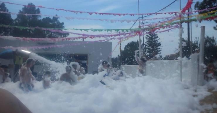 Tot a punt a Mont Lloret per a la festa de la urbanització, entre avui i demà