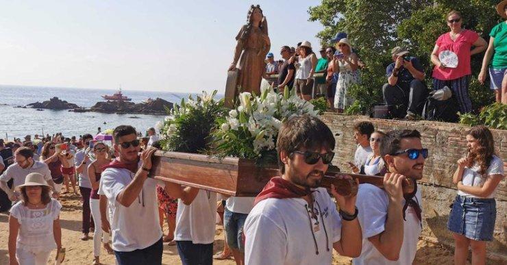 Lloret de Mar celebrarà la Festa Major de Santa Cristina amb mesures