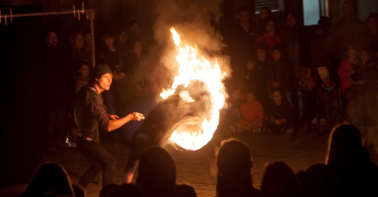Comença el Lloret Outdoor Summer Festival, que aquest estiu inclou 19 espectacles