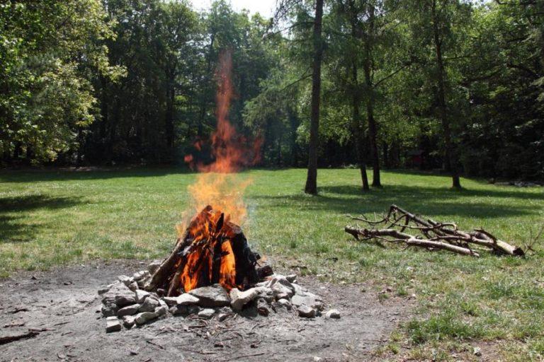 S'acaba el període de prohibició de fer foc en zones forestals