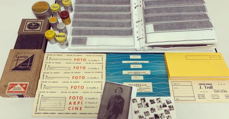 Arseni Frigola entrega més de 3.000 imatges a l'Arxiu Municipal per ampliar el fons Frigola Roca