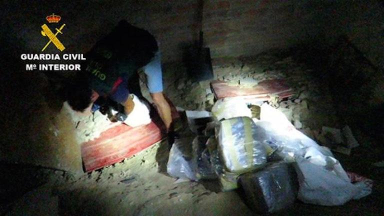 Descobreixen 'un búnquer' amb 120 quilos de cocaïna a Lloret de Mar