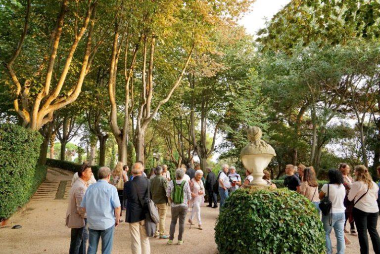 Els jardins de Santa Clotilde tornen a ser l'equipament més visitat del 2017, amb 140.456 persones