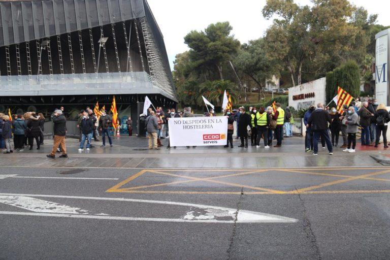 La plantilla de l'hotel Monterrey de Lloret ratifica l'acord entre el sindicat i empresa per l'ERO