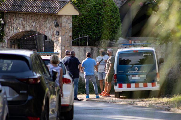 Investiguen la mort violenta d'un home cremat a Lloret