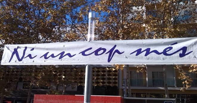L'Aurora escollirà aquest dimecres a la tarda l'eslògan d'aquest any per al Dia Contra la Violència Masclista