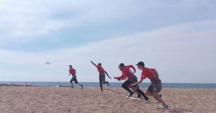 Una de les millors edicions del torneig Costa Brava d'Ultimate Frisbee