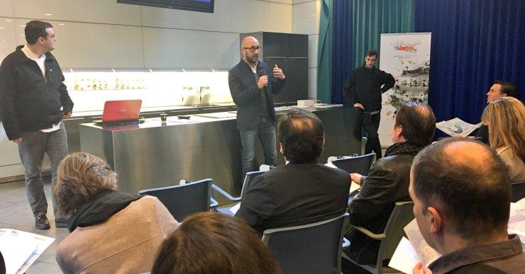 La Fundació Alícia presenta les línies de treball a seguir per posicionar la gastronomia lloretenca