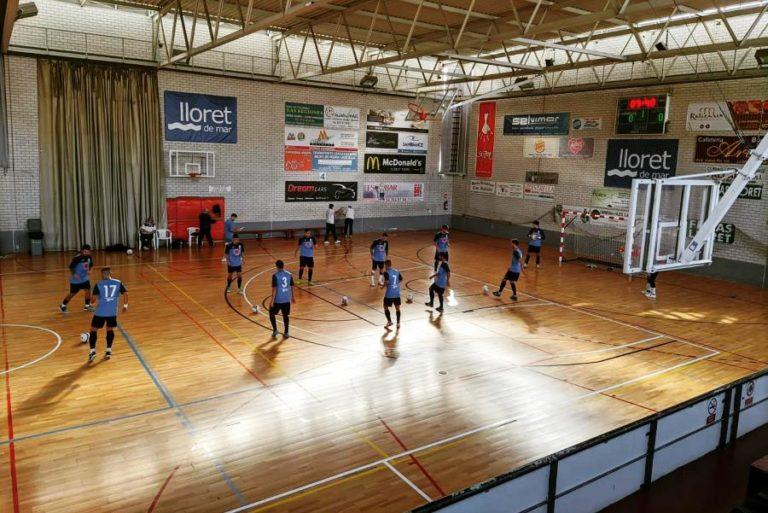 Els clubs esportius de Lloret, indignats i resignats amb el tancament de pavellons i gimnasos
