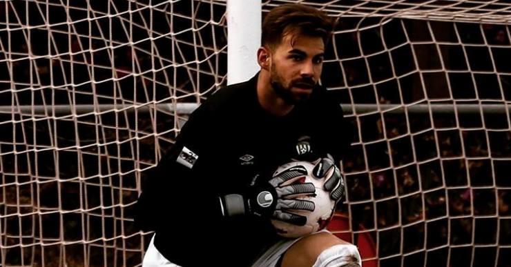 El porter lloretenc Gianni Cassaro jugarà al Club de Futbol Talavera, a Segona B