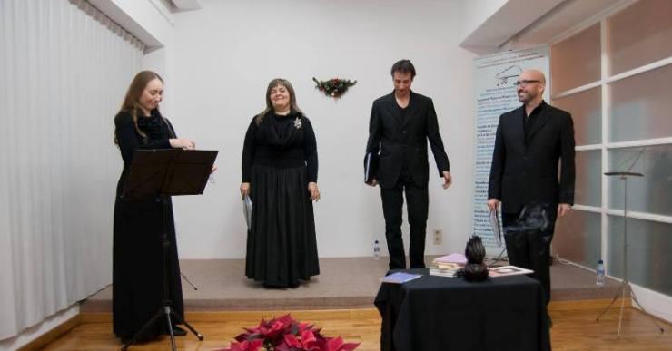 El grup Catalinka oferirà música russa i eslava, avui a la parròquia