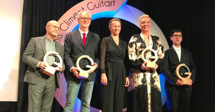 Fibracat, La Fageda, Taller de Músics i Raúl Lopera, guanyadors dels Premis Climent Guitart 2019