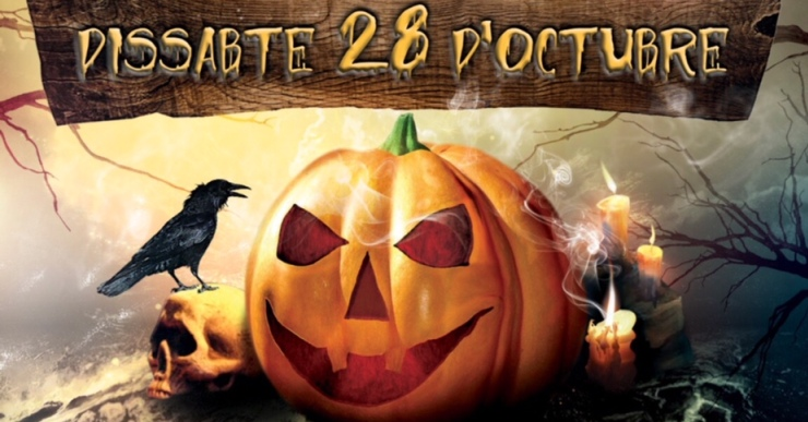 Shalom celebra Halloween amb una gimcana i la Casa de la Por, aquest dissabte