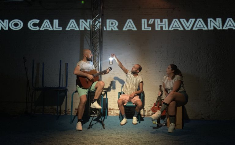 'No cal anar a l'Havana', molt més que un concert d'havaneres