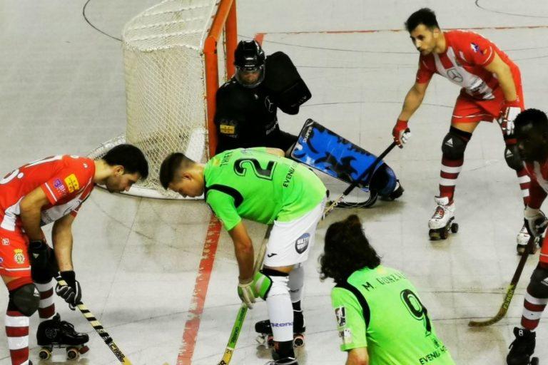 Derrota 1-3 del Club Hoquei Lloret contra el Girona