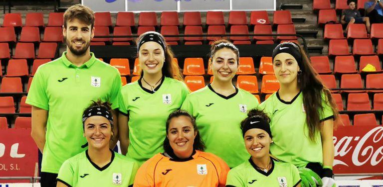 L'equip femení del Club Hoquei Lloret suma quatre noves incorporacions