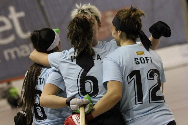 Derrota del Lloret en el primer partit del playoff d'ascens a l'OK Lliga femenina
