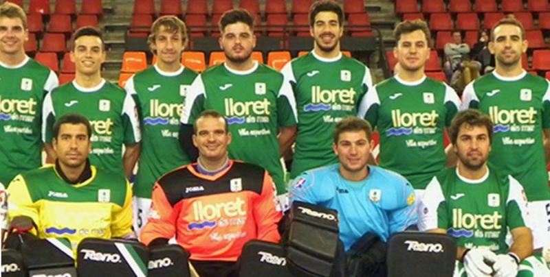 El Club Hoquei Lloret va guanyar ahir el Lleida per 3-1