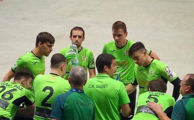 El Club Hoquei Lloret aconseguirà la permanència a l'OK Lliga si guanya aquest dissabte
