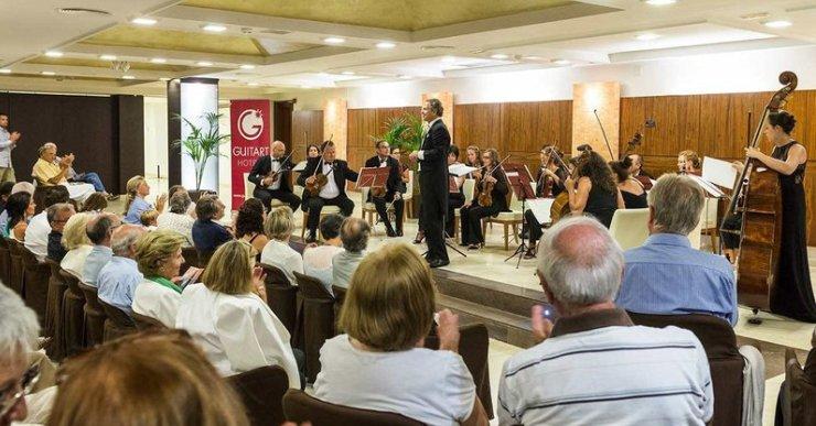 Aquesta nit, concert benèfic de l'Orquestra Cambra de París