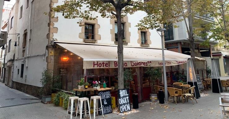 L'Ajuntament fa un reconeixement a l'hotel Bella Dolores pel seu 65è aniversari