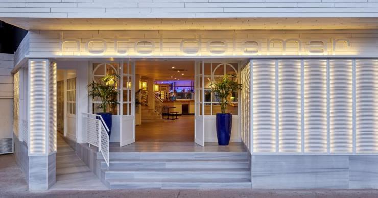 L'hotel Delamar ha rebut el premi d'excel·lència del portal Tripadvisor