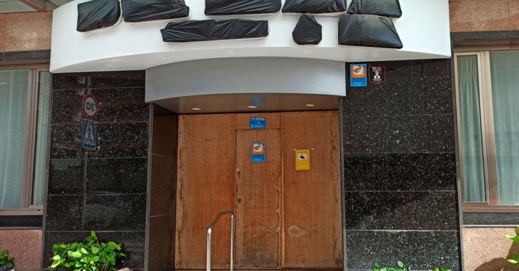 hotel tancat a lloret