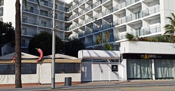 Tots els hotels de Lloret de Mar ja estan tancats arran de la crisi del coronavirus