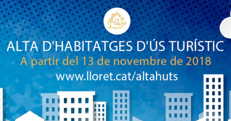 Lloret de Mar ha exposat a Girona la seva experiència amb els habitatges d'ús turístic (HUT)