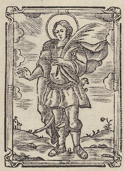 imatge de sant roma