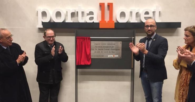 Obre les portes el nou centre comercial PortaLloret, de moment amb l'Esclat i Worten