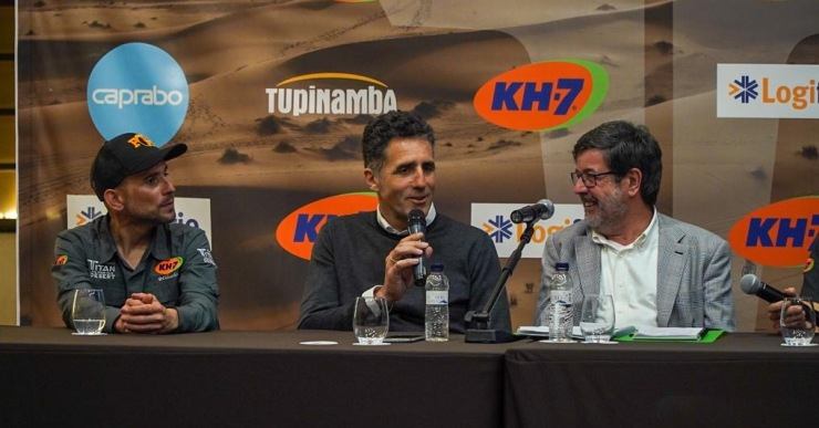 Miguel Induráin creu que Lloret de Mar és una bona destinació per posar-se en forma